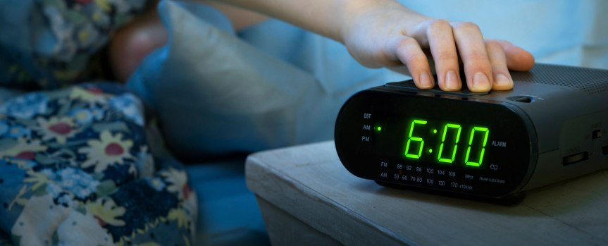Why Couples Should Hit the Snooze Button
